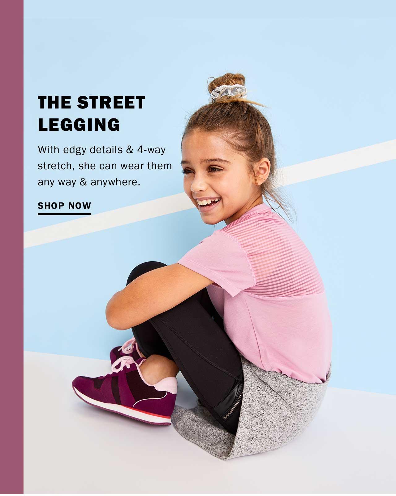THE STREET LEGGING