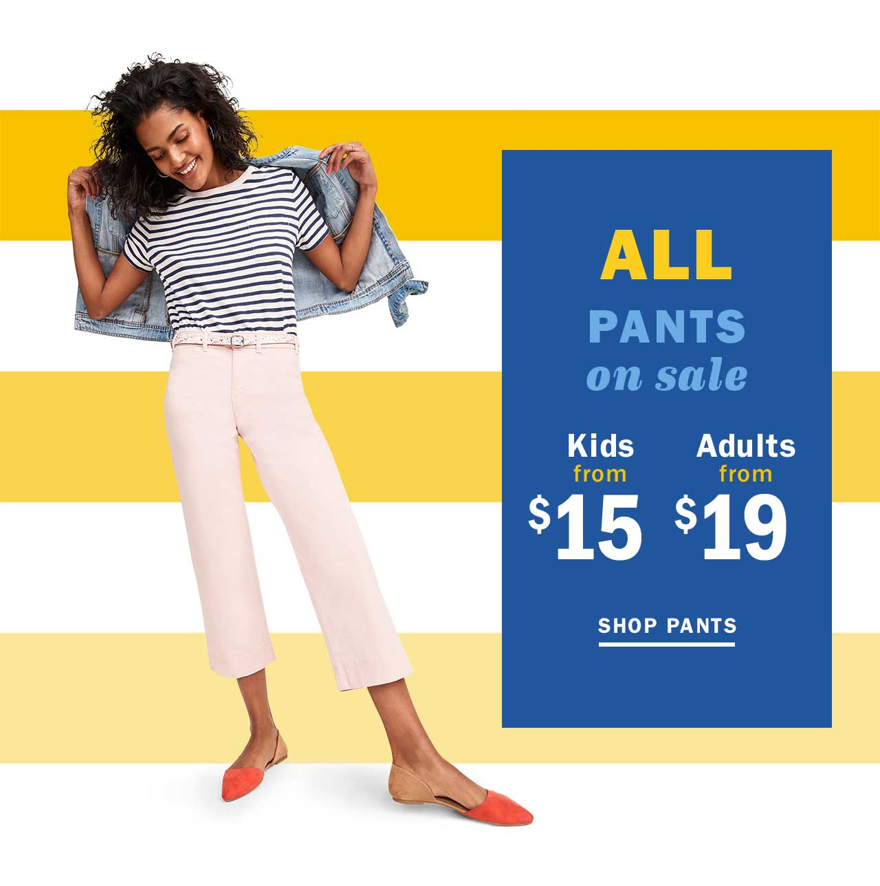 ALL PANTS on sale | SHOP PANTS