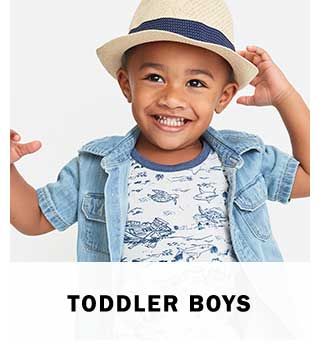 TODDLER BOYS