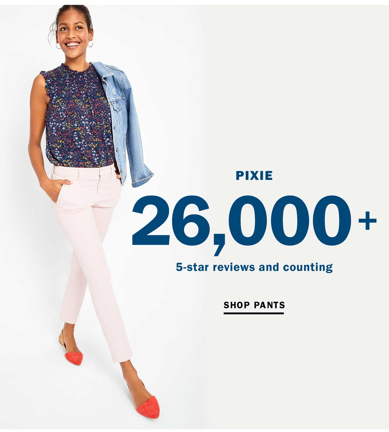 PIXIE | SHOP PANTS