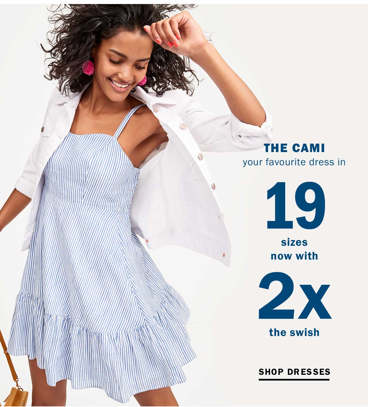 THE CAMI | SHOP DRESSES