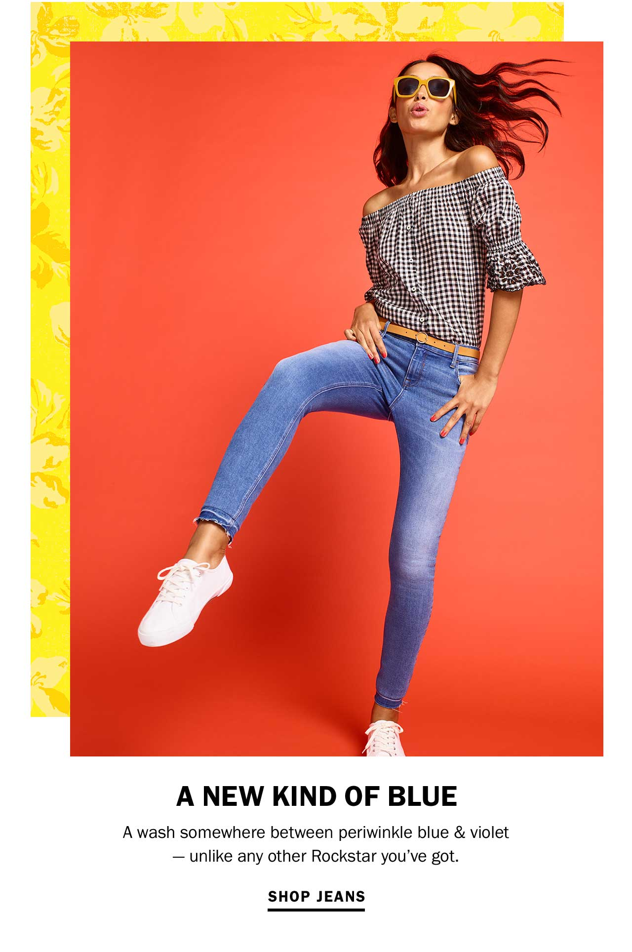 A NEW KIND OF BLUE | SHOP JEANS