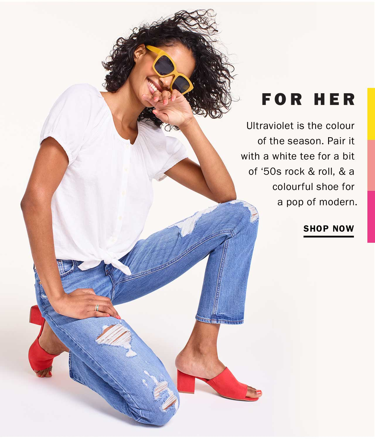 FOR HER | SHOP NOW