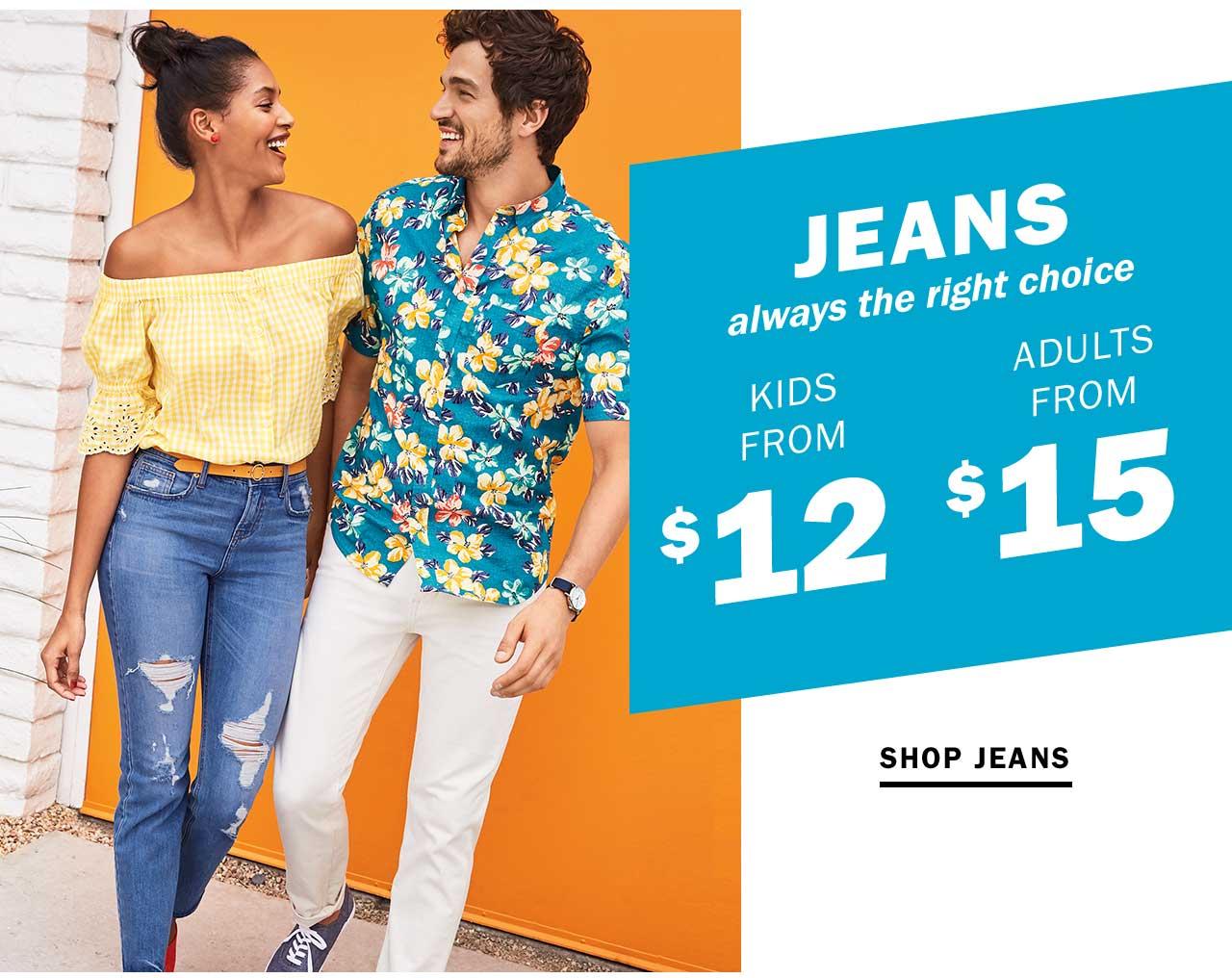 JEANS | SHOP JEANS