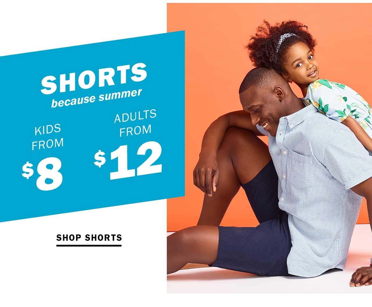 SHORTS | SHOP SHORTS
