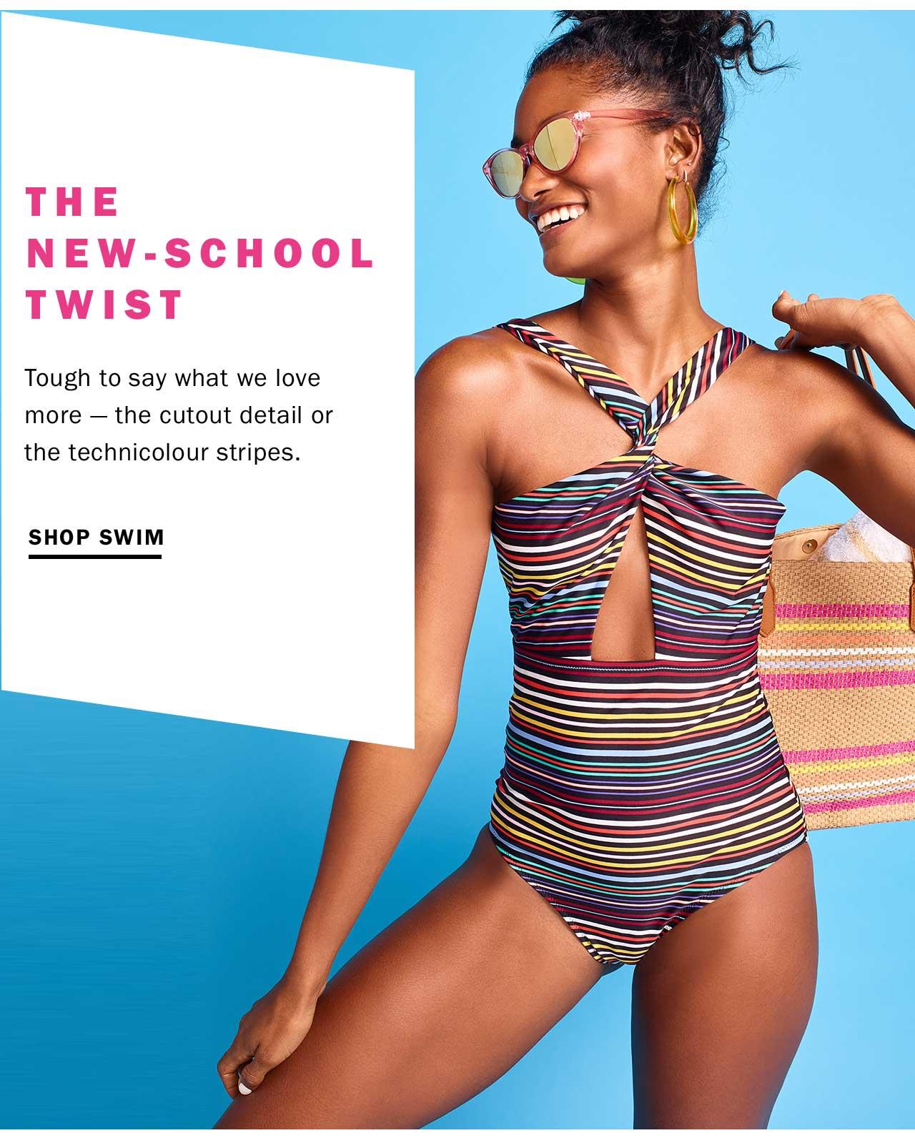 THE NEW-SCHOOL TWIST