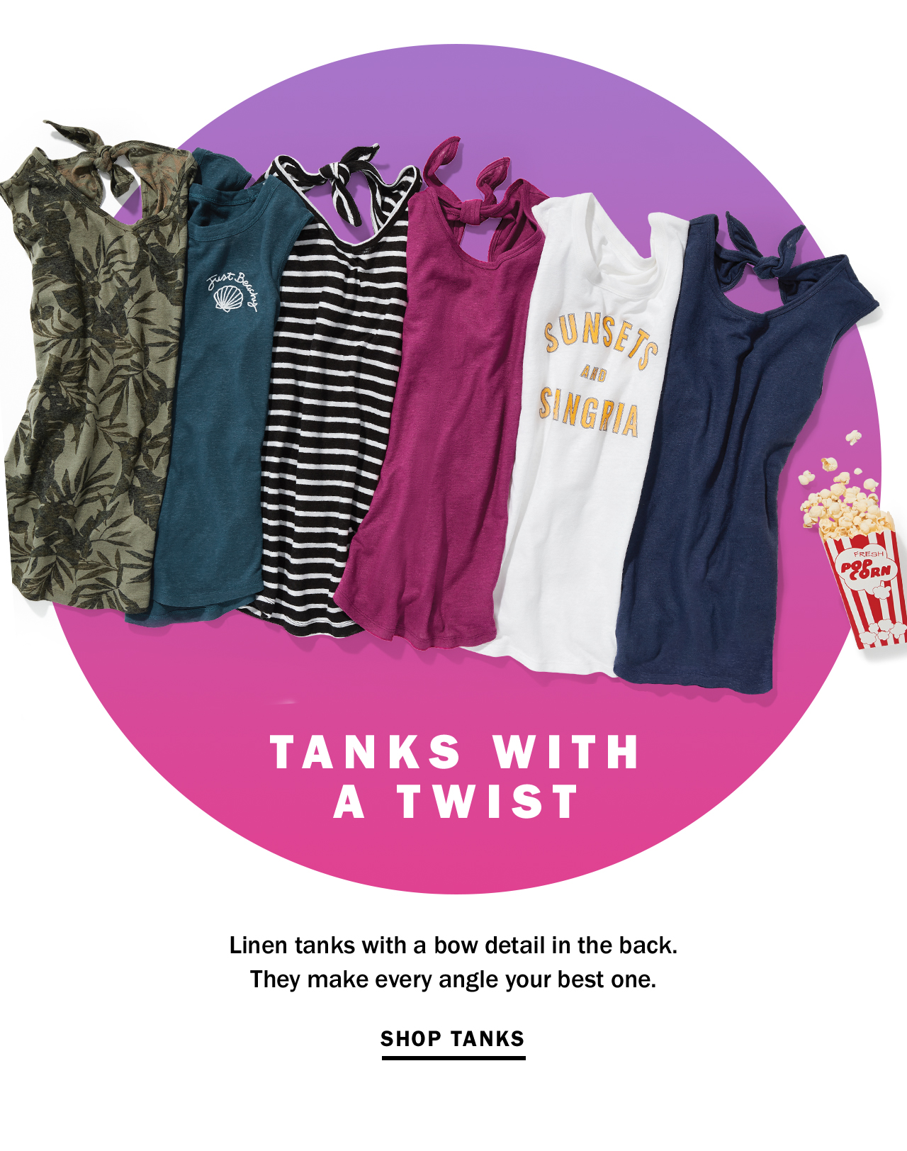 TANKS WITH A TWIST | SHOP TANKS