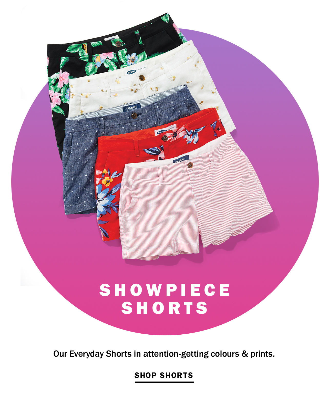 SHOWPIECE SHORTS | SHOP SHORTS