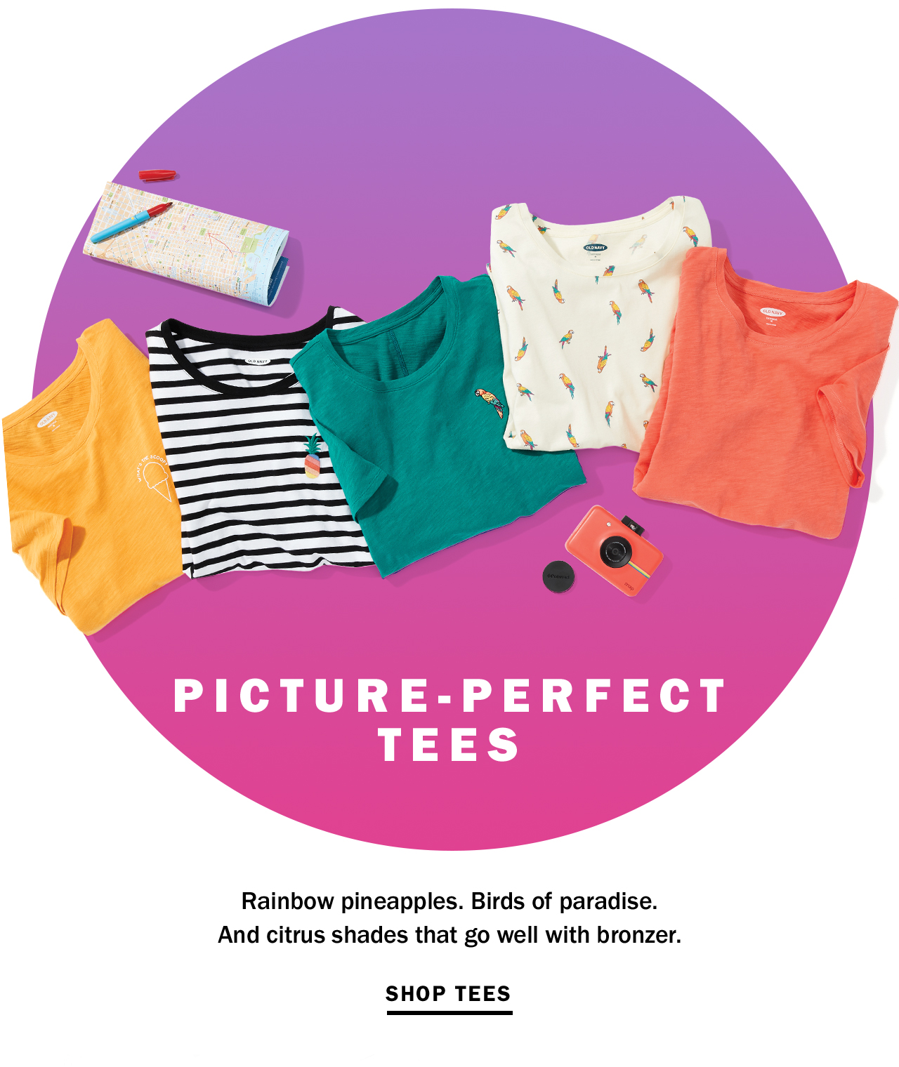 PICTURE-PERFECT TEES | SHOP TEES