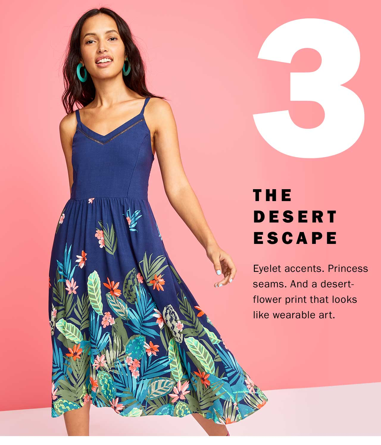 3 THE DESERT ESCAPE