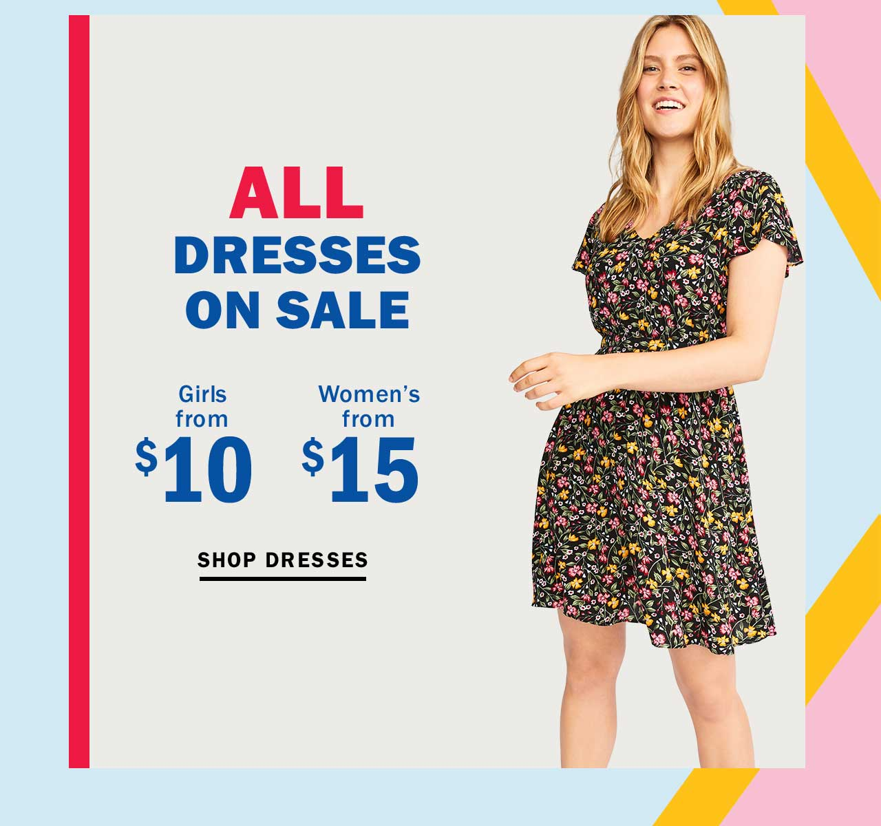 ALL DRESSES ON SALE | SHOP DRESSES